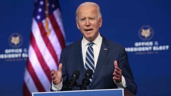 U.S. President-elect Joe Biden speaks about health care and the Affordable Care Act (Obamacare) during a brief news conference at the theater serving as his transition headquarters in Wilmington, Delaware, U.S. November 10, 2020.  REUTERS/Jonathan Ernst (REUTERS)