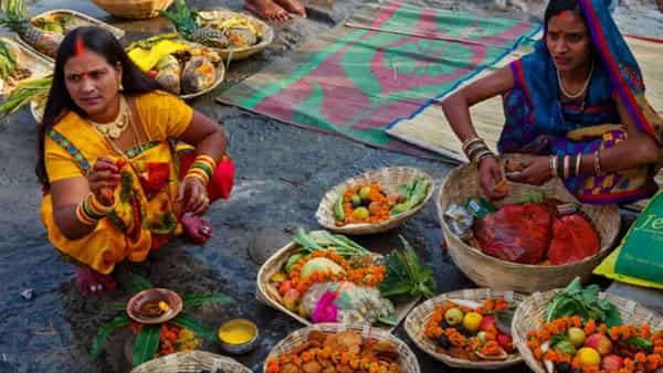 There will be no Chhath Puja celebrations at Ghats in Delhi this year.