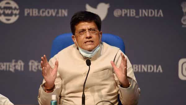 The ground breaking ceremony was held on Thursday with Piyush Goyal, Minister for Commerce and Industry representing India and and Krishna Gopal Shrestha, Minister for Urban Development representing Nepal (PTI)