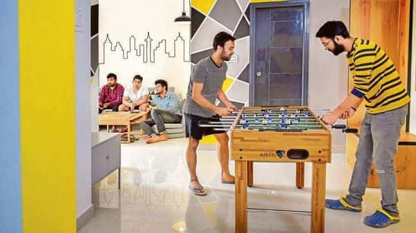 Oyo Life (co-living) operates in more than 200 buildings across nine cities, while Oyo Workspaces (co-working) has 17 centres in seven cities (Mint)