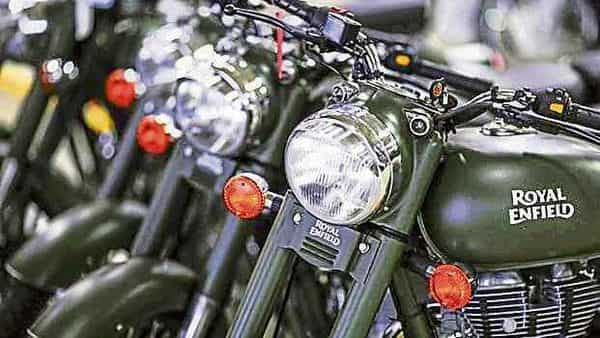 Sales of Royal Enfield have seen an average annual growth of over 34% in the past decade. (MINT_PRINT)