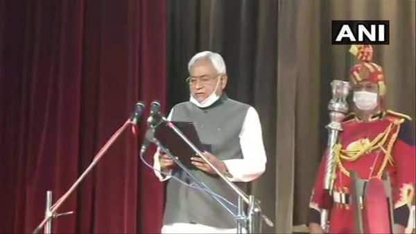 Bihar chief minister Nitish Kumar (ANI)