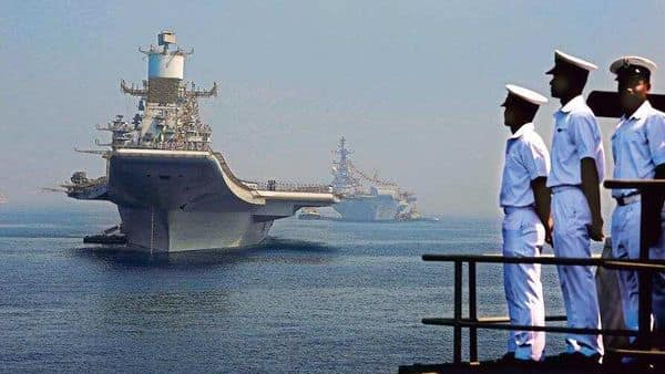 The second phase of the exercises will be conducted in the northern Arabian Sea (Mint)