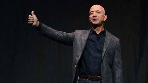 Amazon boss Jeff Bezos is on a shopping spree. (Reuters)