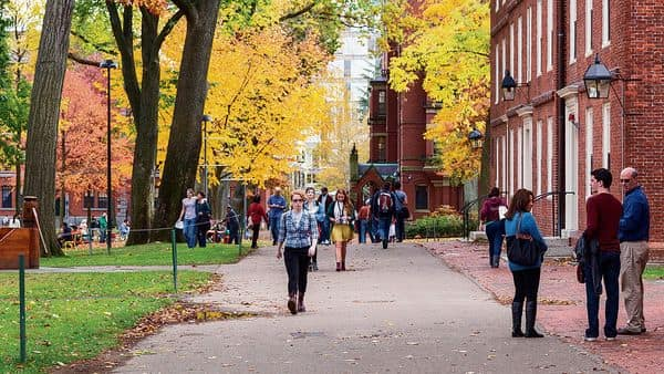 Indian students make up 18% of the total number of international students in the US, second only to China.