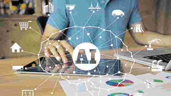 The impact of artificial intelligence is being felt across the global labour market in all sectors, according to the LinkedIn report. Photo: iStock