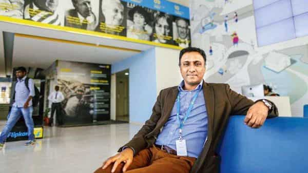 Kalyan Krishnamurthy, CEO, Flipkart, said the group is making investments that focus on developing the retail ecosystem. (Photo: Bloomberg)