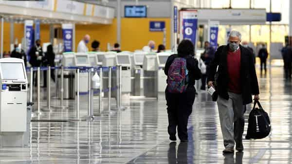 Scheduled international flights have been suspended in India since March 23 due to the coronavirus pandemic. (AP)
