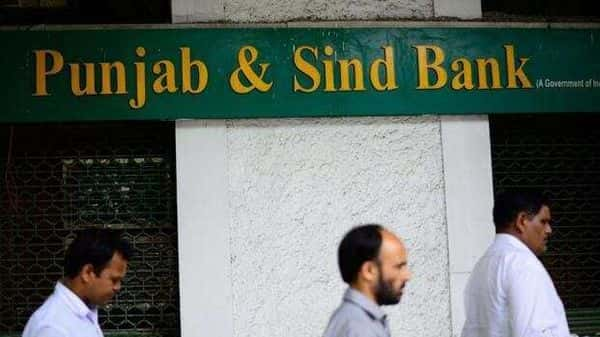 Shares of Punjab & Sind Bank on Wednesday closed 0.88% up at  ₹11.40 apiece on the BSE.  (Photo: Mint)