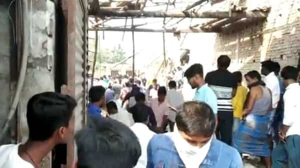 West Bengal plastic factory blast: 4 killed, 4 critically injured in  explosion