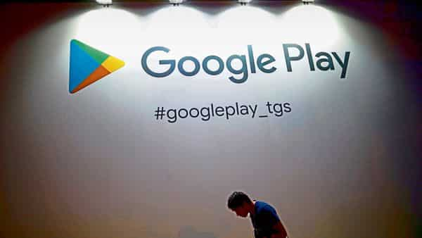 Google charges developers 30% commission for sales made through its Play Store. (Reuters )