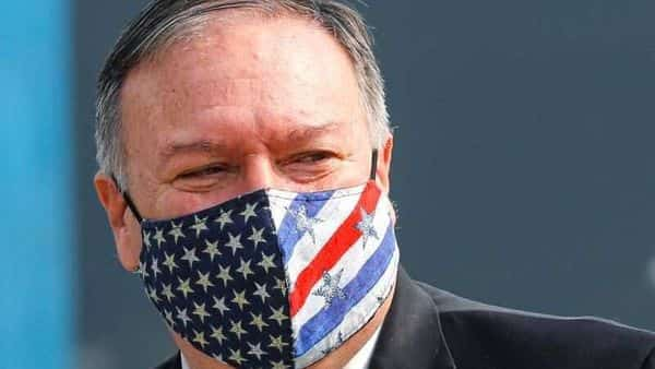 A file photo of US secretary of state Michael Pompeo. Like President Trump, Pompeo refuses to publicly acknowledge Joe Biden's victory in the Nov. 3 election (Photo: Reuters)