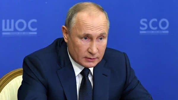 Russian President Vladimir Putin described the Kremlin's decision not to congratulate Biden as 'a formality' with no ulterior motives (Photo: AFP)