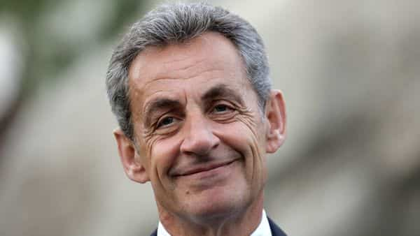 FILE PHOTO: Former French President Nicolas Sarkozy is pictured during a visit in Nice, France, January 13, 2020.   REUTERS/Eric Gaillard/File Photo (REUTERS)