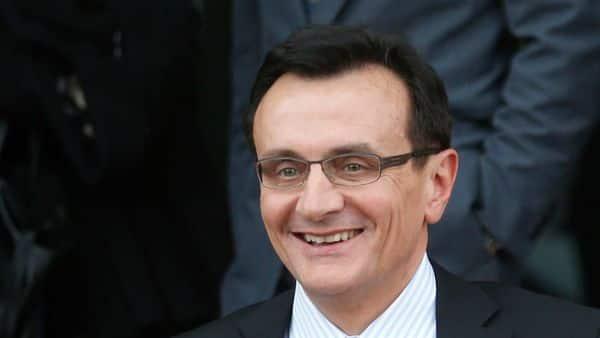 AstraZeneca CEO Pascal Soriot  (AP)