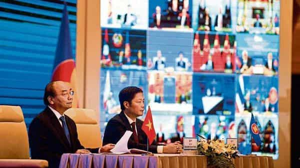 India's fears appear facile since RCEP is, in its current form, a shallow agreement riddled with exceptions, exemptions, exclusions and transition periods on many issues. (Photo: AFP)