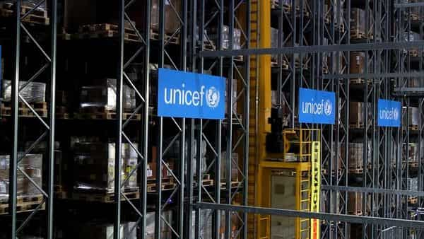 UNICEF is leading efforts to procure and deliver vaccines from manufacturers that have agreements with the COVAX Facility (AP)