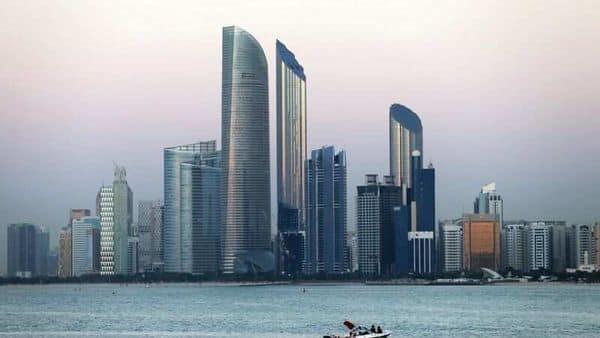 General view of Abu Dhabi, United Arab Emirates. (REUTERS)