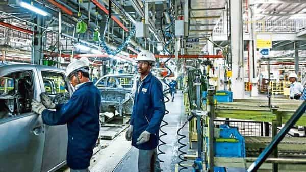 The Indian economy will recover to grow at 3.1% in FY22, as per the report. (Bloomberg)
