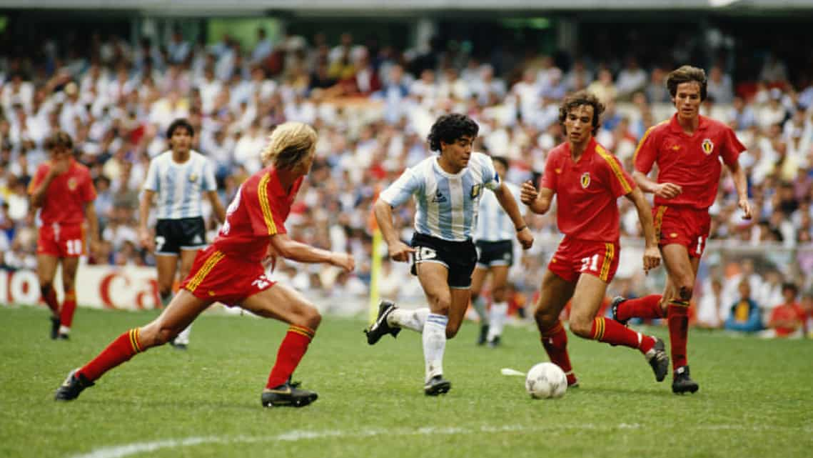 Diego Maradona and the story of the 1986 World Cup