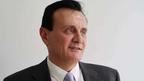 Pascal Soriot, chief executive officer of pharmaceutical company AstraZeneca (Reuters)
