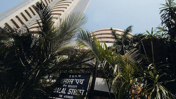 On Wednesday, the Sensex ended at 43,828.10, down 694.92 points, or 1.56%, while the Nifty50 index closed at 12,858.40, down 196.75 points, or 1.51% lower.