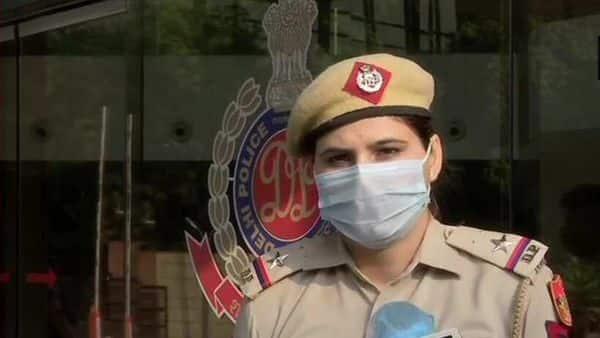 Delhi Police's Seema Dhaka (ANI)