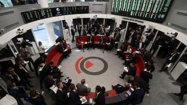 Traders on the floor of the London Metal Exchange in London. (File photo: Reuters)
