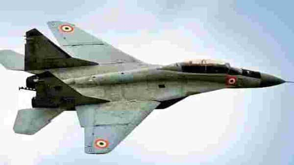 A MiG-29K trainer aircraft has crashed over the Arabian Sea at around 5 pm on Thursday.