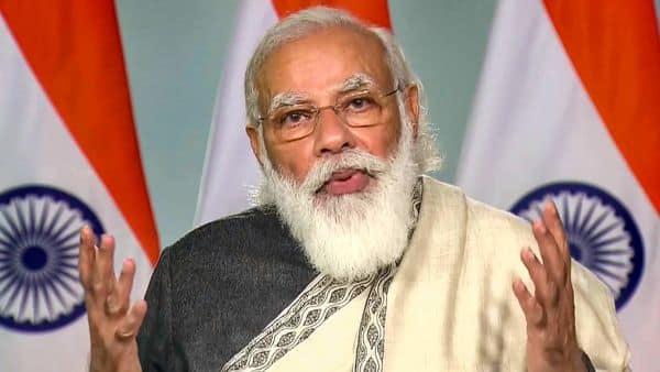 Amid farmers' protests, PM Modi hails new farm laws