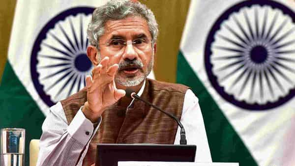 Foreign minister S Jaishankar. (File Photo)