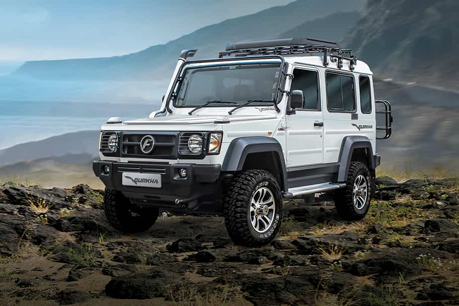 Force Gurkha 2020: The outgoing Force Gurkha (pictured above). The new Gurkha was first showcased at the Auto Expo 2020. The new variant will come with 2.2-litre BS6 compliant diesel engine. In terms of aesthetics, buyers should not expect a complete overhaul as seen with the new Mahindra Thar. However, the car will get LED DRLs, a new bumper and other new elements in the front fascia of the Gurkha.