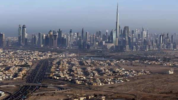 Burj Khalifa, the world's tallest tower, is seen in a general view of Dubai (Photo: Reuters)