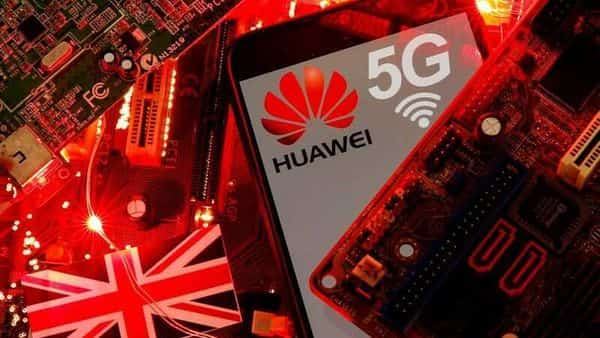 FILE PHOTO: The government of Boris Johnson in July banned Huawei from having a role in building Britain's next-generation mobile phone networks (REUTERS)
