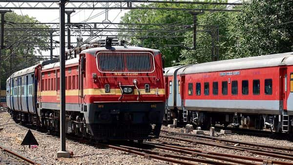 Western Railway changes route of few trains in Punjab due to farmers' protest.
