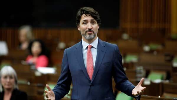 Canada's Prime Minister Justin Trudeau. (Reuters)