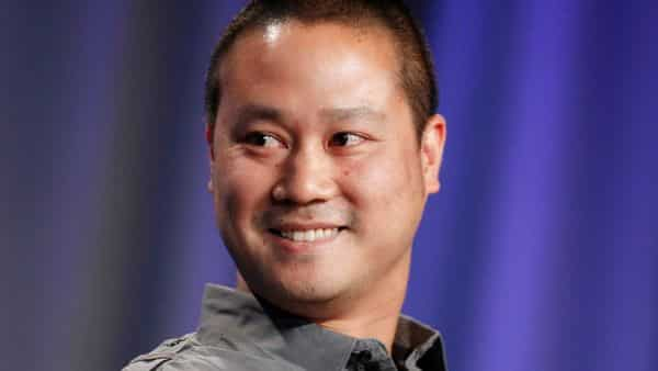 Five customer-service lessons from the late Tony Hsieh