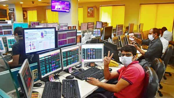 Sensex climbed over 500 points to 44,655