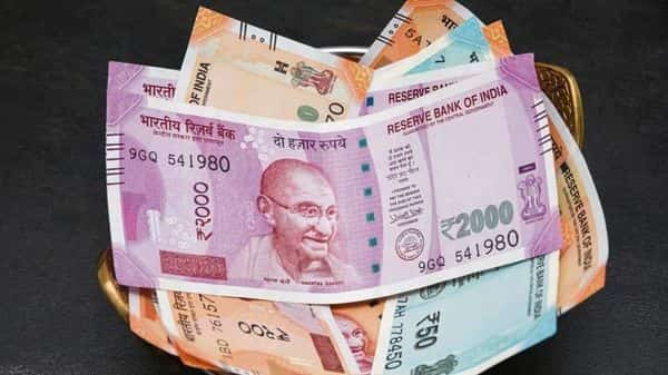 Out of the  ₹1.05 trillion revenue collected, central GST is  ₹19,189 crore