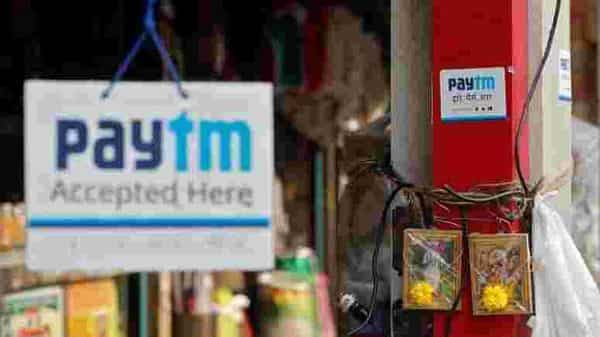 Paytm has made the entire process of availing loans completely digital and hassle-free so that merchants can transact with the bank and take loans with just a tap on the phone. (REUTERS)