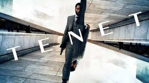 A promotional clip of Christopher Nolan's Tenet