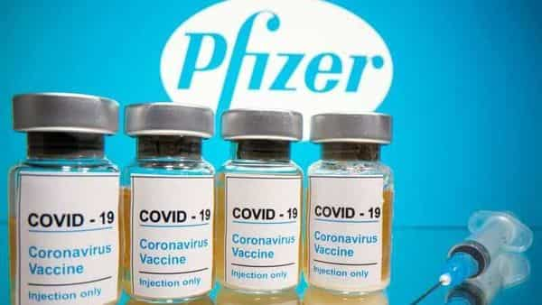 In total, Britain has ordered 40 million doses of Pfizer/BioNTech Covid-19 vaccine. (REUTERS)