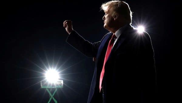 US President Donald Trump. (REUTERS)