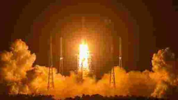 The satellite, Gaofen-14, was sent into orbit by a Long March-3B carrier rocket. A representational image.   (Photo: AP)