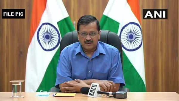 Delhi CM Arvind Kejriwal. (ANI)