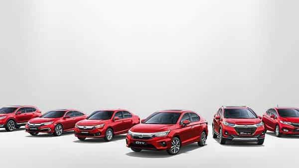 Honda's December offers detailed below