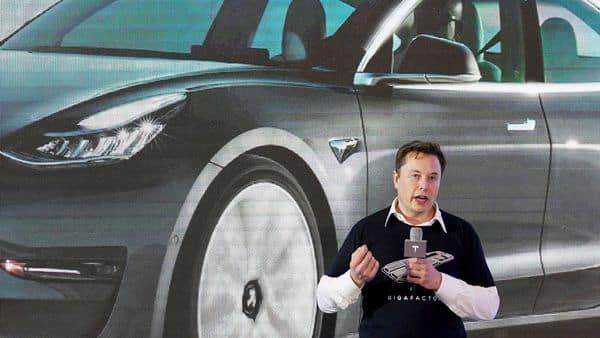 Tesla Inc CEO Elon Musk  (Photo: Reuters)
