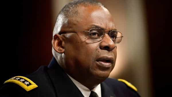 File photo of Army General Lloyd Austin  (AFP)