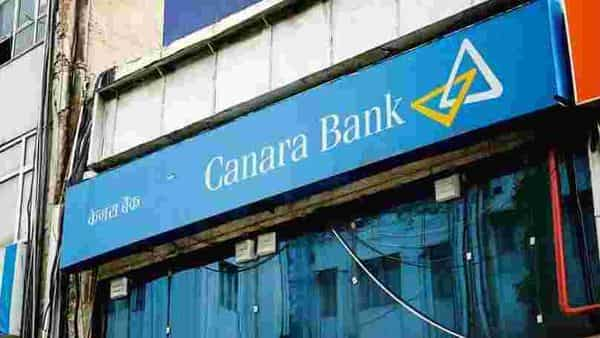 Canara Bank's rise was mainly helped by tax write-back. Photo: Mint