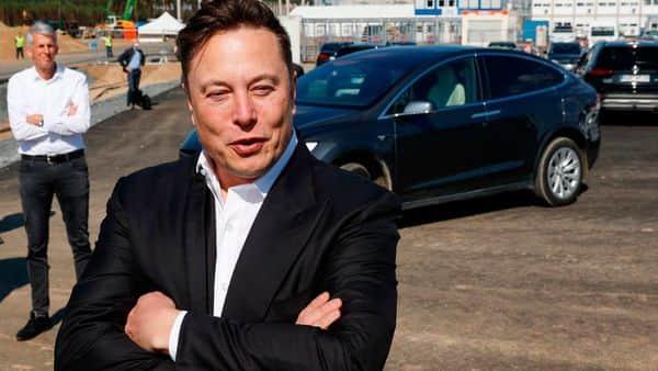 A file photo of Tesla CEO Elon Musk. (AFP)